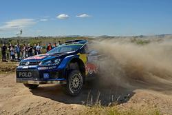 Себастьен Ожье и Жюльен Инграссиа, Volkswagen Motorsport Polo WRC