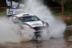 Jari Ketomaa And Kaj Lindstrom Ford Fiesta R5, Drive Dmack