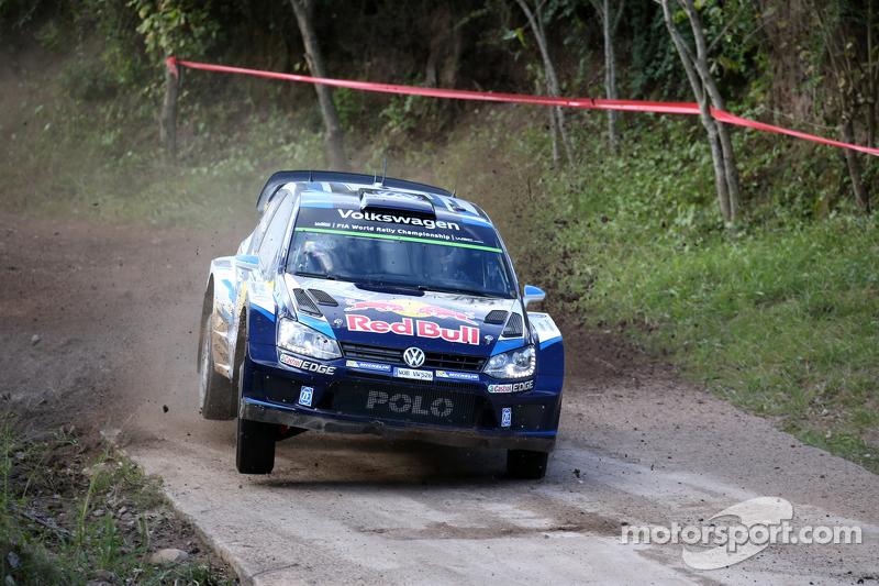 Sébastien Ogier und Julien Ingrassia, Volkswagen Polo R WRC, Volkswagen Motorsport