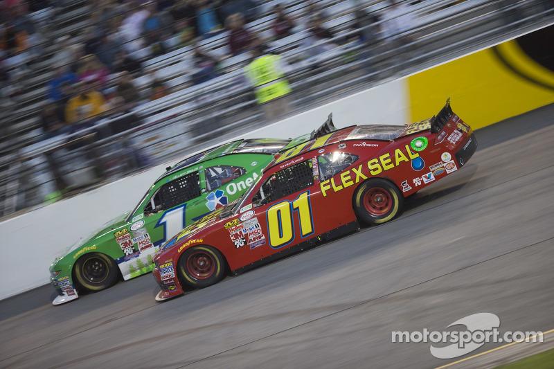 Landon Cassill, JD Motorsports, Chevrolet