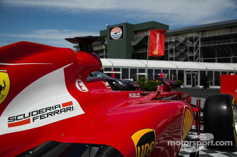 Ferrari, Formel-1-Auto