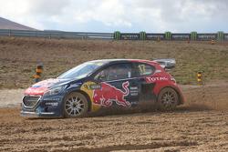 Davy Jeanney, Peugeot 208 WRX