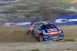Davy Jeanney, Peugeot Hansen, 208 WRX