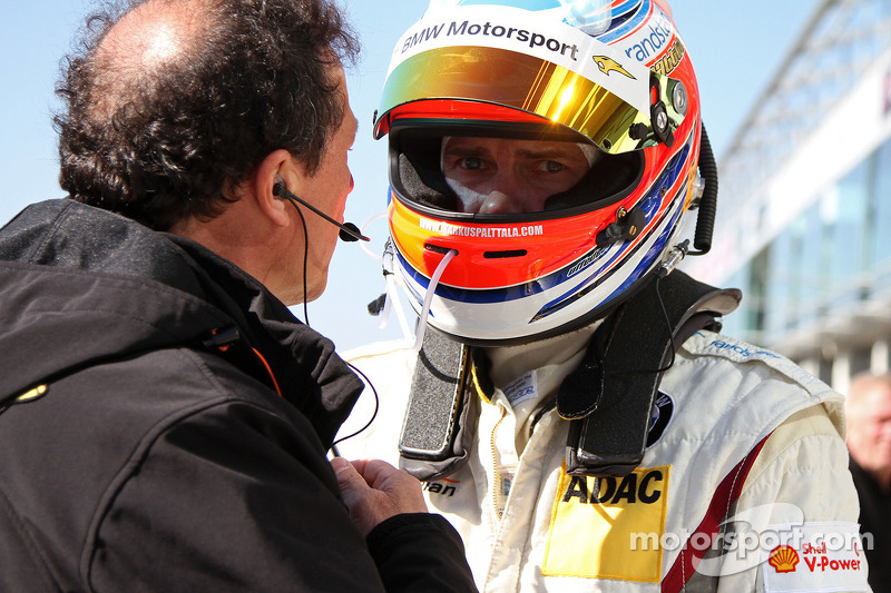 Маркус Палттала, BMW Sports Trophy Team Marc VDS
