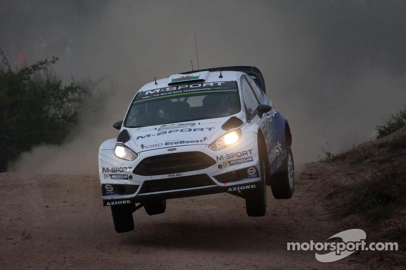 Elfyn Evans, Daniel Barrit, Ford Fiesta Rs Wrc, M-Sport World Rally Team