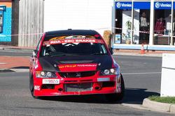 Eddie Maguire ve Michael Potter, Mitsubishi Evo IX