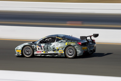#14 Ferrari of Newport Beach Ferrari 458: Brent Lawrence