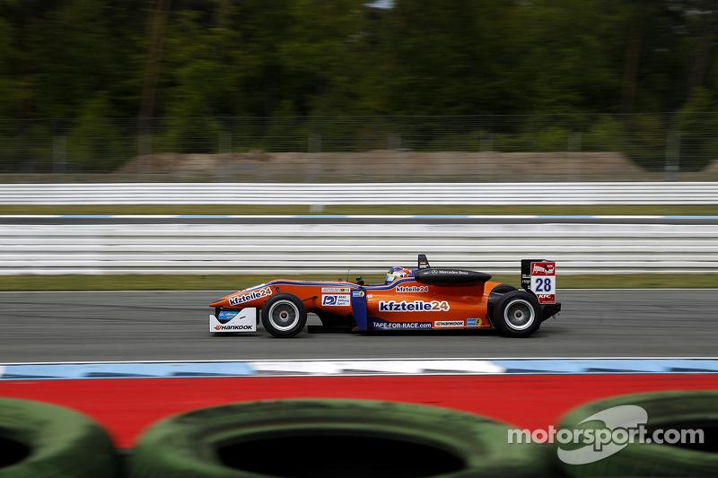 Максиміліан Гюнтер, kfzteile24 Mucke Motorsport, Dallara F312