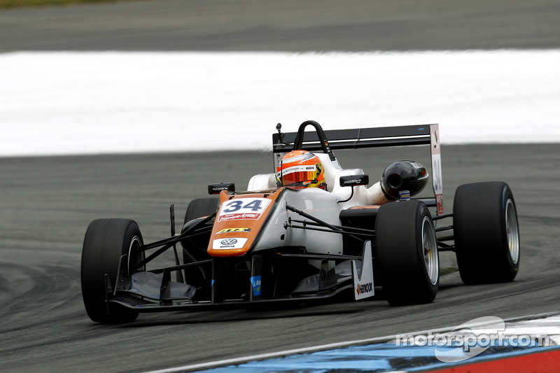 Маркус Поммер, Motopark, Dallara F312