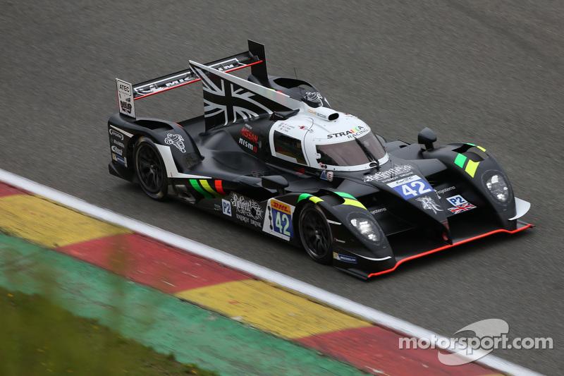 #42 Strakka Racing, Dome S103 - Nissan: Nick Leventis, Danny Watts, Jonny Kane