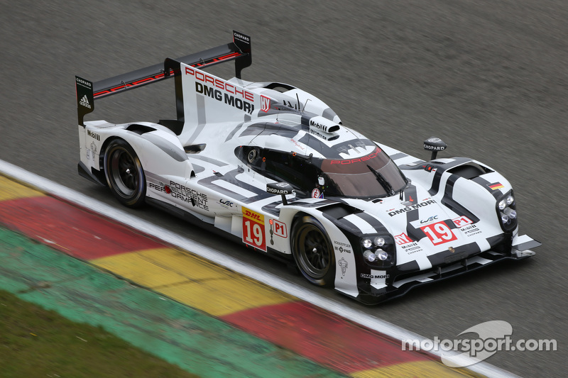 #19 Porsche Team, Porsche 919 Hybrid: Nico Hülkenberg, Earl Bamber, Nick Tandy
