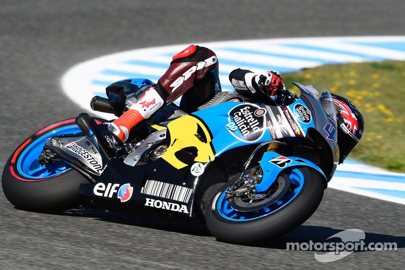 Scott Redding, Marc VDS Honda