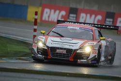 #3 Sébastien Loeb Racing Audi R8 LMS Ultra : David Hallyday, Philippe Gaillard, Mike Parisy