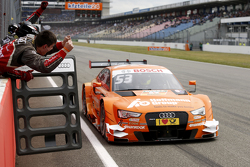 Победитель - Джейми Грин, Audi Sport Team Rosberg Audi RS 5 DTM