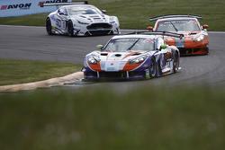 Rick Parfitt and Tom Oliphant, Team LNT Ginetta GT4