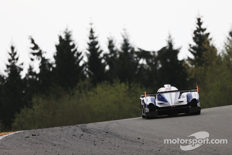 #1 Toyota Racing TS040 Hybrid: Anthony Davidson, Sébastien Buemi