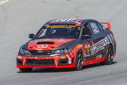 #76 Compass360 Racing Subaru WRXSTI: Ray Maсин, Pierre Kleinubing