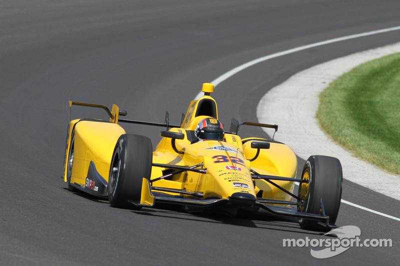 Oriol Servia, Rahal Letterman Lanigan Racing, Honda