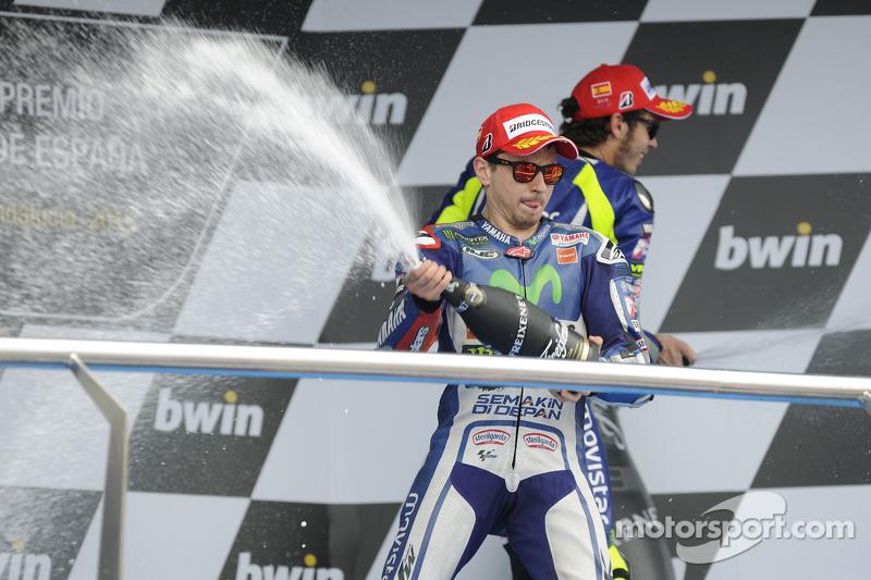 Grand Prix d'Espagne - 1er