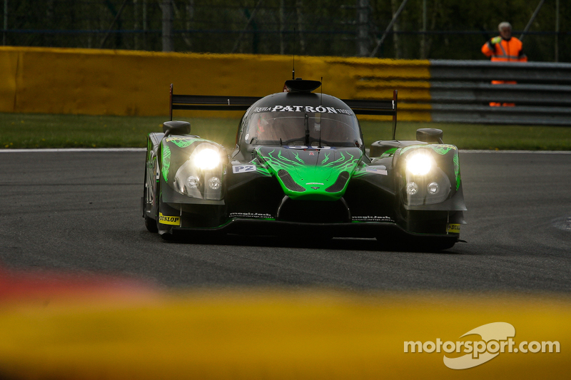 #30 Extreme Speed Motorsports, HPD ARX 04B-Honda: Scott Sharp, Ryan Dalziel, David Heinemeier-Hansson