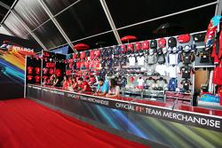 F1商品展位