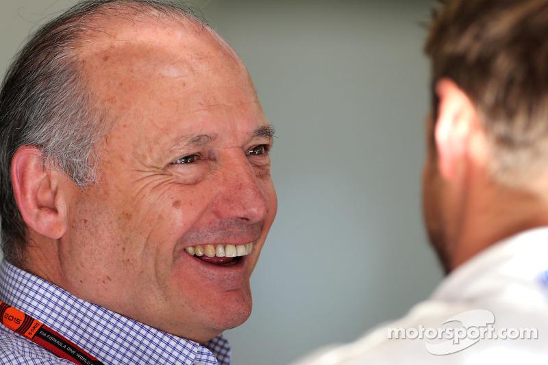 Ron Dennis, McLaren-Honda