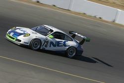 #73 Tafel Racing Porsche GT3 Cup: Jim Tafel, Andrew Davis