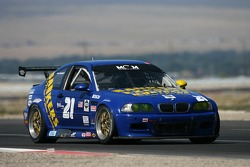 #21 Matt Connolly Motorsports BMW M3: Mike Halpin, Matt Connolly