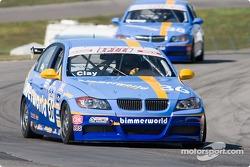 James Clay (#36 BMW 325i)