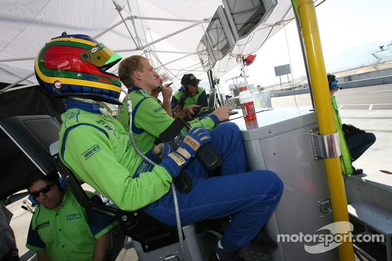 Colin Braun et Jorg Bergmeister