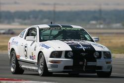 #5 Blackforest Motorsports Mustang GT: Tom Nastasi, Alex Tagliani