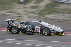 #38 All Inkl.com Racing Lamborghini Miurcelago : Christophe Bouchut, Benjamin Leuenberger