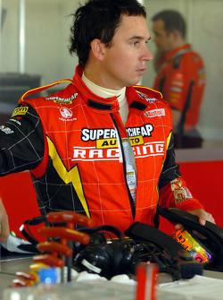 Paul Weel returned to racing