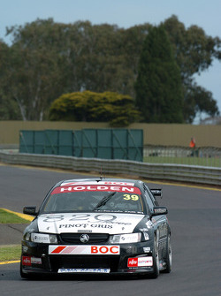 Alan Gurr driving for Team Sirromet