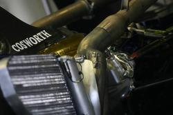 Williams F1 Cosworth engine