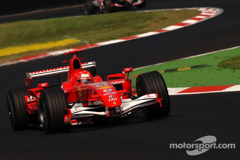 27º: Ferrari 248 F1 (2006)