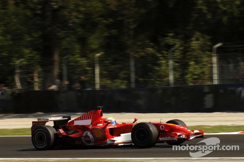 2006: Ferrari 248 F1 - 80 pontos, terceiro lugar no Mundial de Pilotos
