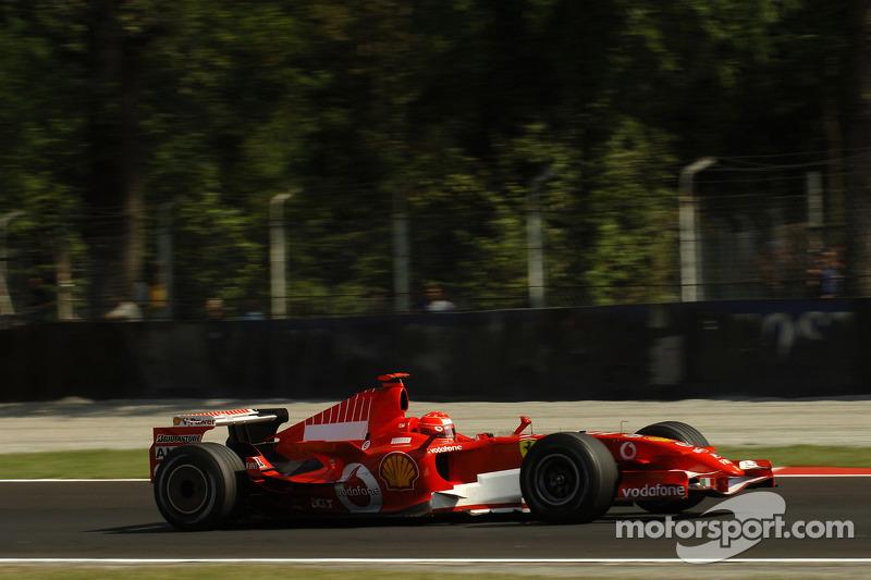 2006 - Michael Schumacher (Ferrari)