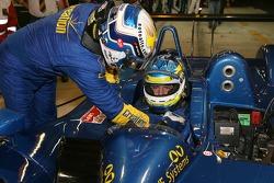 Giuseppe Gabbiani and Felipe Ortiz