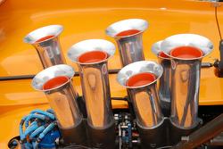 1972 McLaren intake