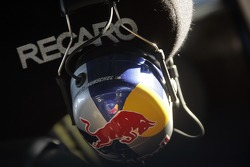 Helmet of Andreas Aigner