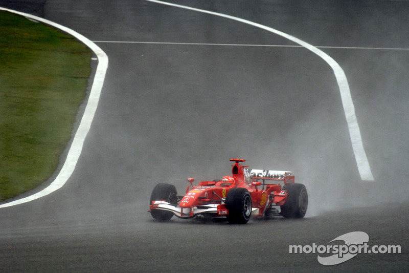2006: Michael Schumacher