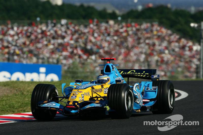 2006: Fernando Alonso (Renault R26)