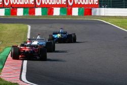 Felipe Massa and Robert Kubica