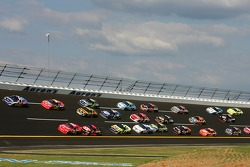 Brian Vickers leads the field