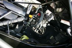 Dans un cockpit