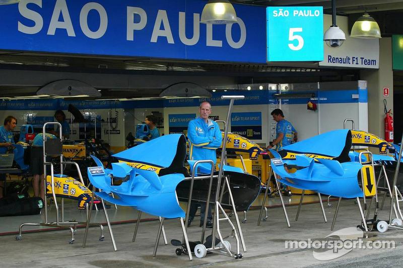 La Renault F1 Team R26