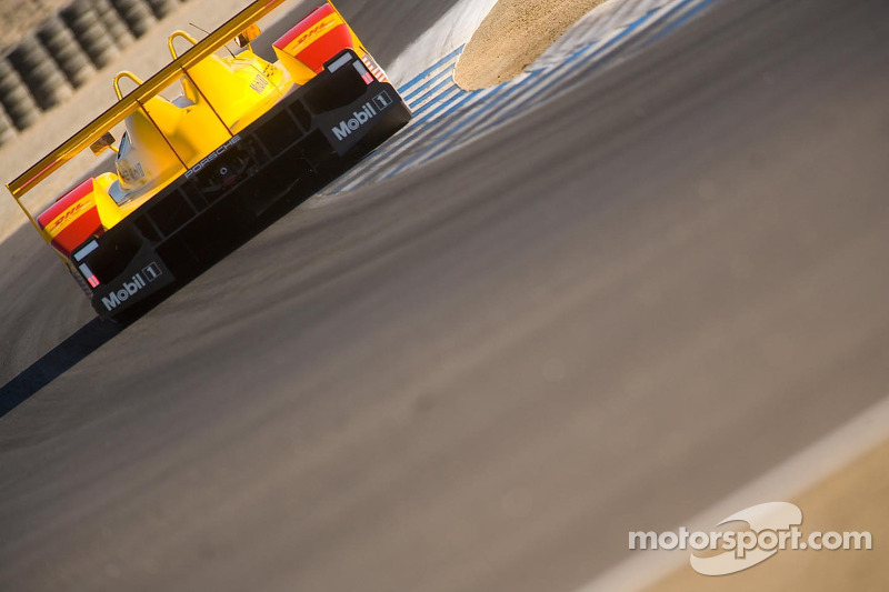 Porsche Penske LMP2