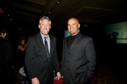Dale White and friend