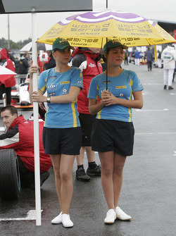 Grid Girls Eurocup Renault 2.0